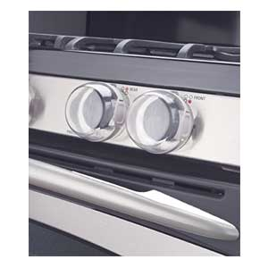 Baby proof kitchen: Safety First Stove Knob Covers