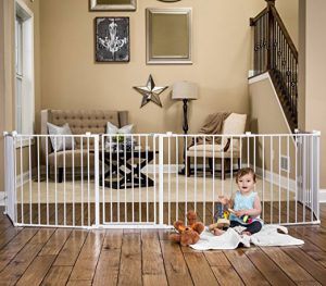 Regalo Super Wide Best Play Pens 2017