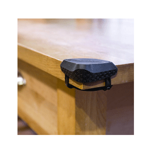 Baby proof kitchen: Non adhesive table protector shown on table
