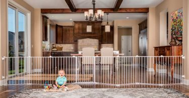 Best Extra Wide Baby Gates 2018