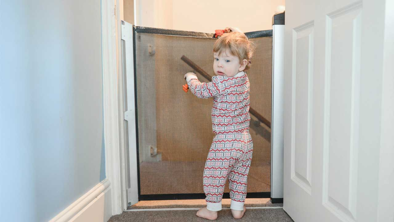 Best Retractable Baby Gates 2019 Find The Best Gate For