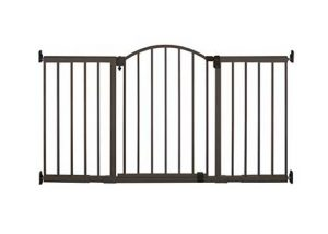 Extra Wide Baby Gates: Summer Infant Metal Expansion Gate Extra Tall